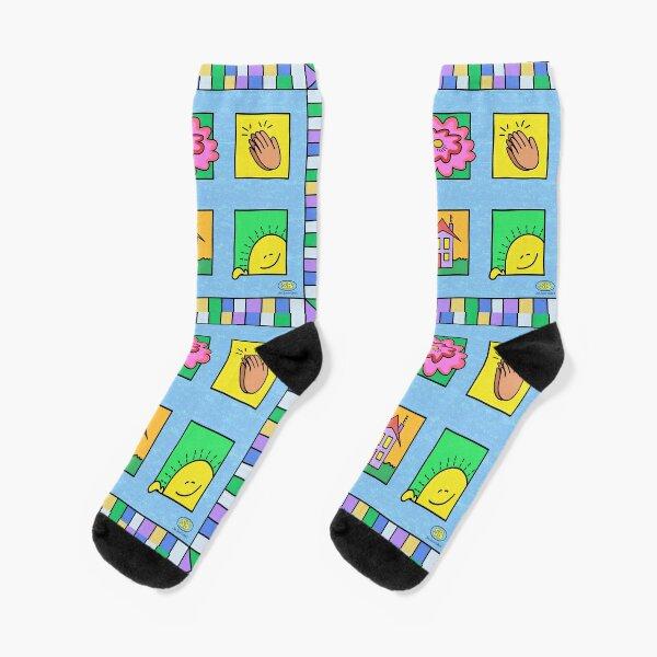 Encouragement II Socks