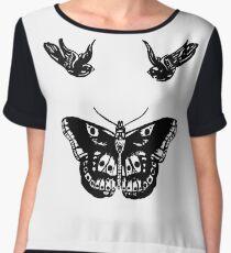 Harry Styles - Birds & Butterfly Women's Chiffon Top