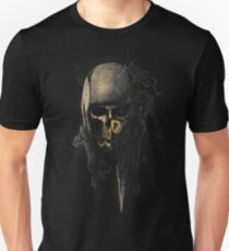 The fire ninja  skull Unisex T-Shirt