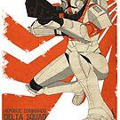 Republic Commando Boss by DaveCT