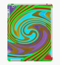 Psychedelic Swirl  iPad Case/Skin