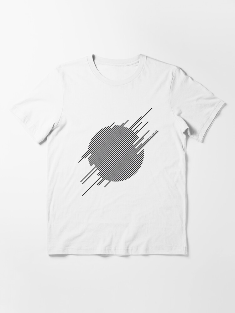Alternate view of ABshapes in a disc  Essential T-Shirt
