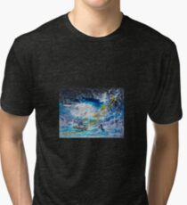Walking on the Water Tri-blend T-Shirt