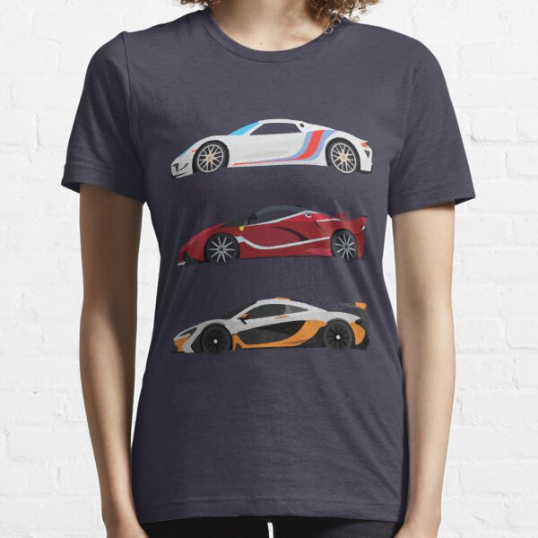 Hybrid Trinity R. Version Essential T-Shirt