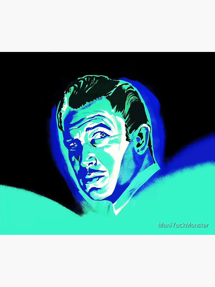 Vincent Price (Blue) by ManiYackMonster