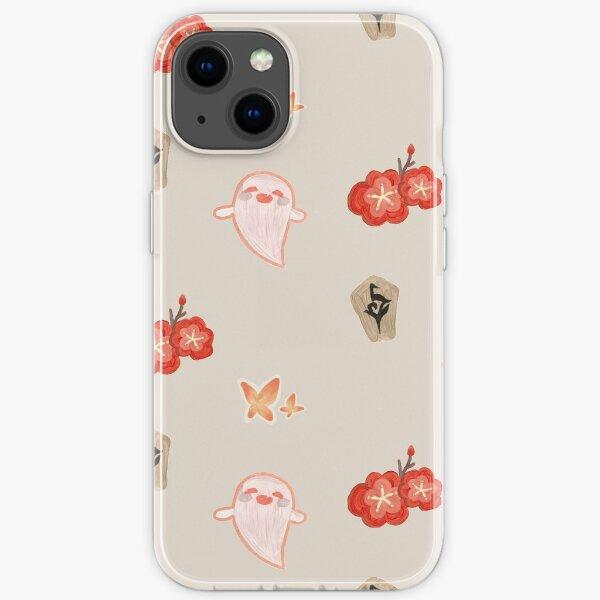 Genshin Impact Hu Tao iPhone Soft Case