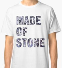 Made Of Stone -The Stone Roses Classic T-Shirt