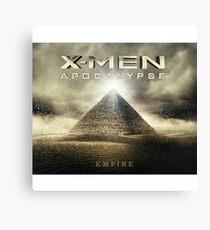 X Men Apocalypse Canvas Print