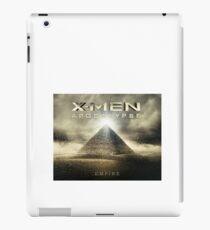 X Men Apocalypse iPad Case/Skin