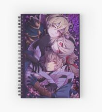 Torn Lover (FE: Fates) Spiral Notebook