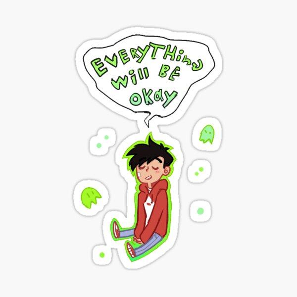 It'll be okay Sticker