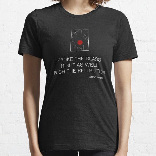 The Red Button Essential T-Shirt