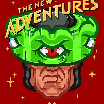 The New Adventures – Tri-Klops by oneappleinbox