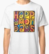 Camiseta clásica Happy Mondays Logo