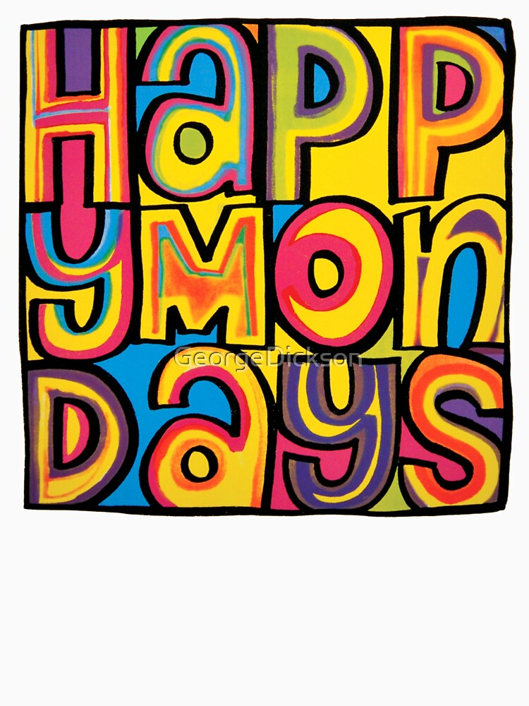 Happy Mondays Logo | Classic T-Shirt