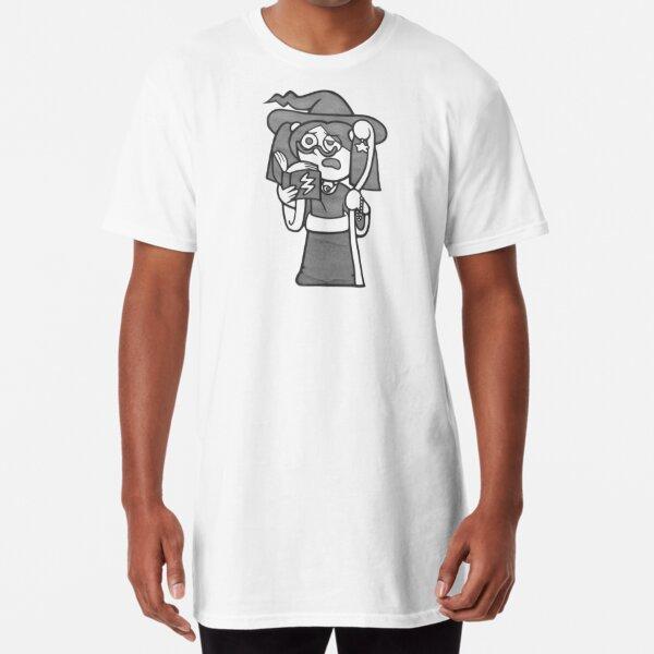 Nerd Witch Long T-Shirt