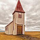 Church at Hellnar by Caleb Ward