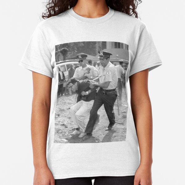 Bernie Sanders Chicago Protest Shirt Classic T-Shirt