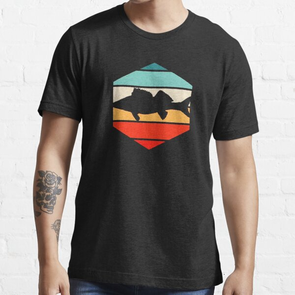 Walleye Badge Essential T-Shirt
