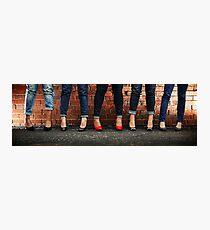 Stems 4 Photographic Print