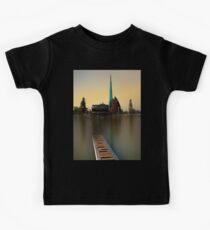 Swan Bell Tower - Perth Western Australia Kids Tee