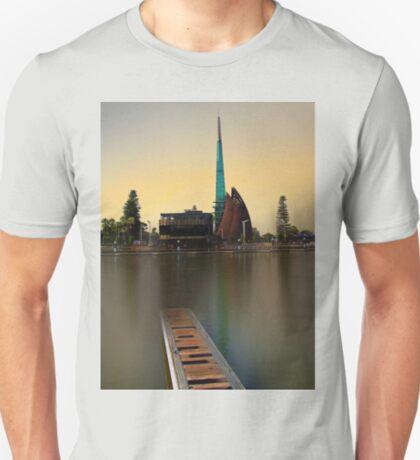 Swan Bell Tower - Perth Western Australia T-Shirt