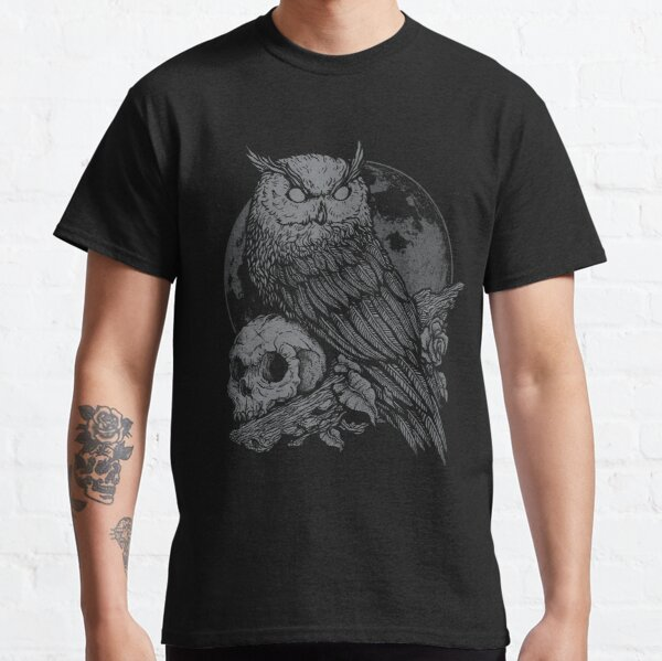 Night Watcher Classic T-Shirt