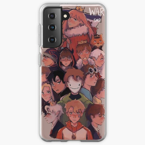 Dream Smp Awesome Samsung Galaxy Soft Case