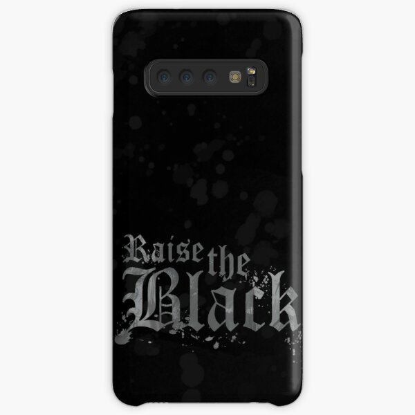 Raise the Black Samsung Galaxy Snap Case