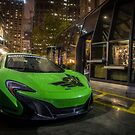 Mclaren 650s by Michael Gatch