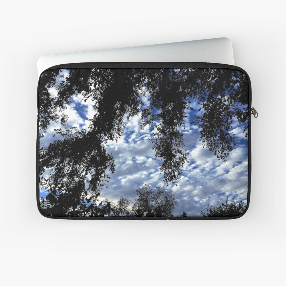 A view from the garden Laptop Sleeve