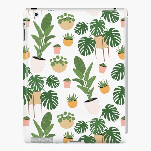 House Plants iPad Snap Case
