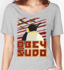 Obey SUDO Women's Relaxed Fit T-Shirt