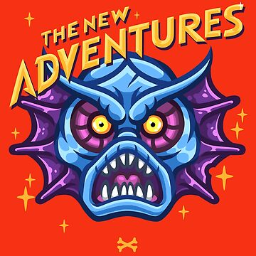 The New Adventures – Mer-Man by oneappleinbox