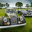 Classic Morgans by Adrian Evans