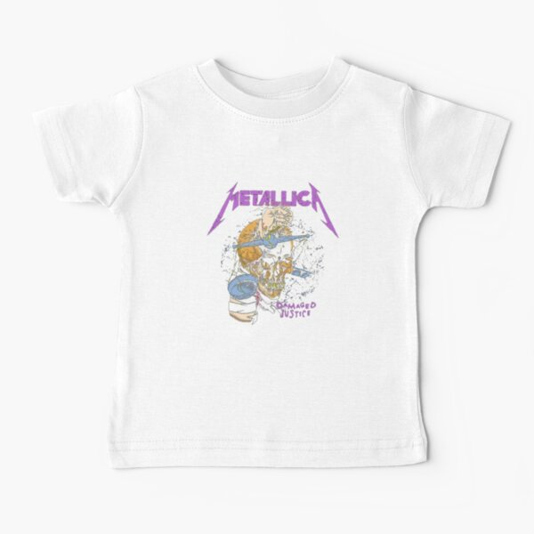 Damage Justice Purple Baby T-Shirt