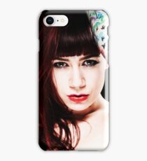 Ruby May Fury iPhone Case/Skin