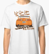 Toyota Supra rip paul walker Design Classic T-Shirt