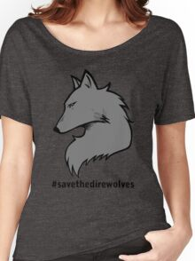 #SavetheDirewolves Women's Relaxed Fit T-Shirt