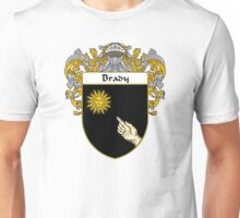 Brady Coat of Arms/Family Crest Unisex T-Shirt