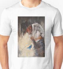 boy with bird T-Shirt