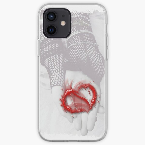 I Give You My Heart iPhone Soft Case