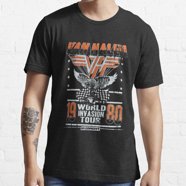 invasion halen tour Essential T-Shirt