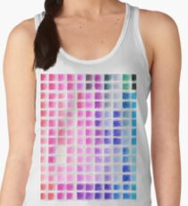 Crayon Color Chart Women's Tank Top