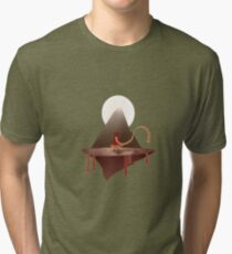 Journey - the game Tri-blend T-Shirt