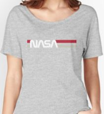 Retro NASA Women's Relaxed Fit T-Shirt