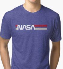 Retro NASA Tri-blend T-Shirt