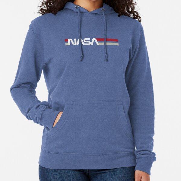 Retro NASA Lightweight Hoodie