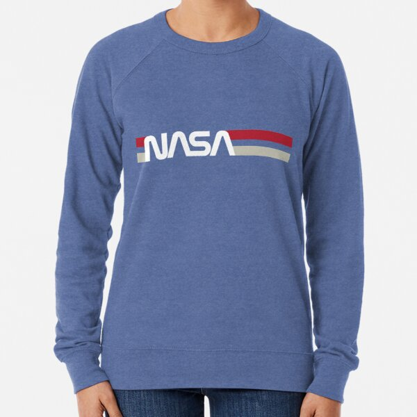 Retro NASA Lightweight Sweatshirt