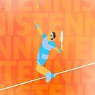 Tennis love by mikath